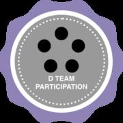 d team badge